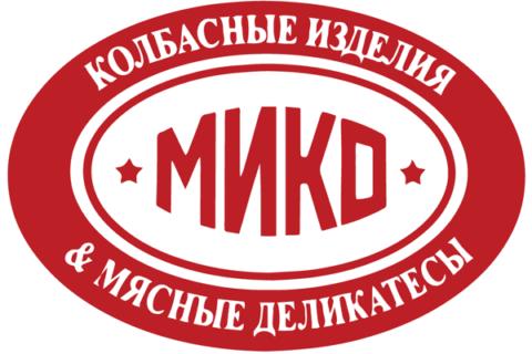 Сайт колбасной фабрики «Мико»