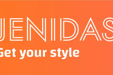 Интернет-магазин концептуальной женской одежды Jenidas